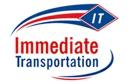 Logo, Immediate Transportation, Transportation Logistics Company in Valley Stream, NY